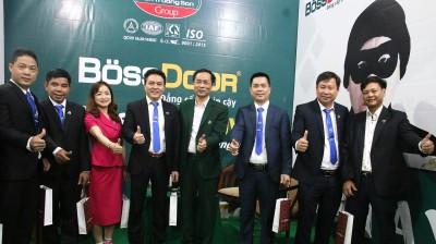 Vietbuild 2021 - Ghi đậm dấu ấn nhà tài trợ chính Tân Trường Sơn Group