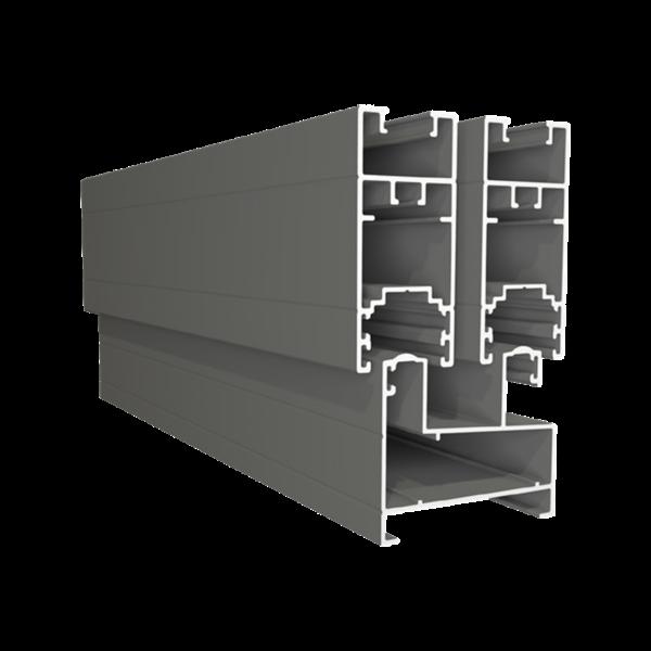 Cửa sổ 4 cánh mở trượt - Hệ Xingfa X55
