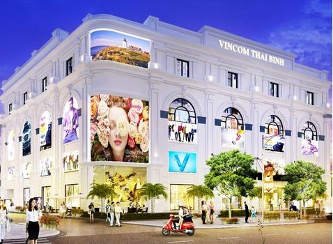Vincom Thái Bình